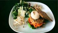 Vegetariánská RAW restaurace Black Kale Bar