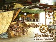 Restaurace alexandria ostrava