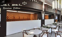 Jet Set kavárna Elektra