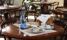 Restaurace Café Au Père Tranquille